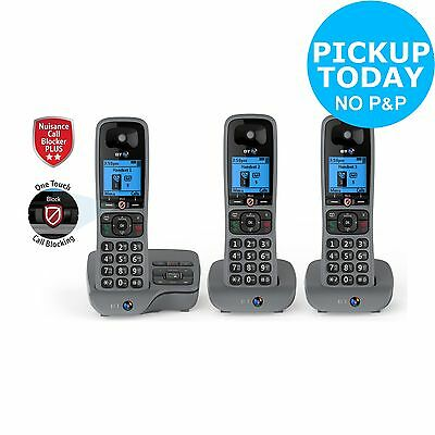 BT 6590 Cordless Telephone with Answer Machine - Triple