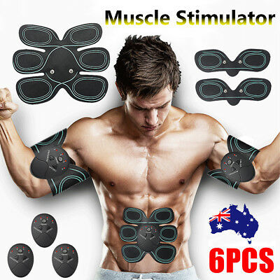 Electric Muscle Stimulator Wireless Training Body Slimming Body Shaper Machine