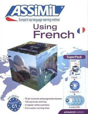 USING FRENCH SUPER PACK (Paperback), Assimil Nelis, 9782700580549