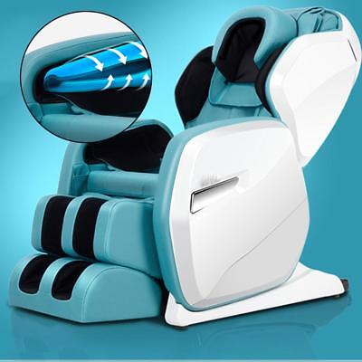 Infrared Multi-Function Music Massage Chair Physical Therapy Kneading Nice New