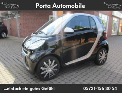 Smart fortwo coupe Micro Hybrid Drive Scheckheftgepfle