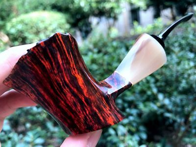 HS Studio Horn pipe ,---- unsmoked