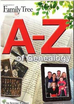 Family Tree A-Z Of Genealogy Guide