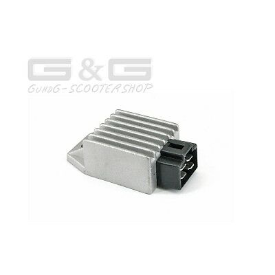 Voltage Regulator Rectifier China Scooter GY6 BENZHOU SACHS Ering Kymco