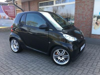 Smart fortwo coupe BRABUS Orig/Panorama/Vollleder/Top