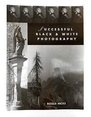 Successful  Black & White Photography Book, For Film Users