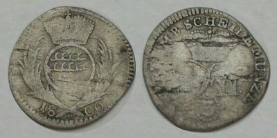 *AMAZING !! * 200+ Year Old GERMAN SILVER COIN