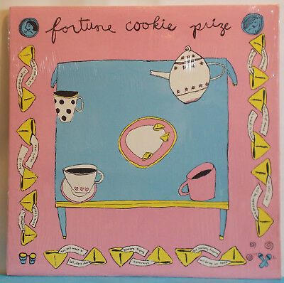 FORTUNE COOKIE PRIZE Tribute To Beat Happening Orig US LP Indie Punk Sonic Youth