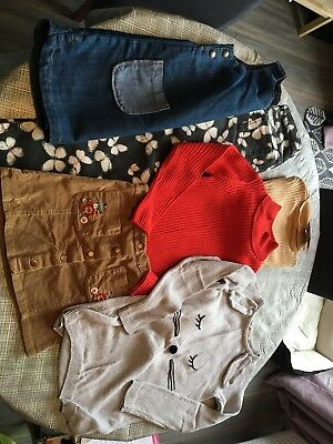 Girls Winter Clothing Bundle Age 8, H&M TU