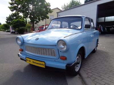 Trabant 601 Special Hycomat 57tkm 1.-Hand