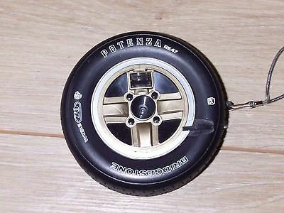 Bidgestone  Potenza Tyre Styled 110 Camera,very Collectable