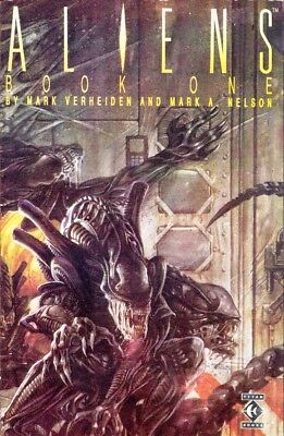 ALIENS: BOOK ONE. 168-Page GRAPHIC NOVEL. Free UK Post
