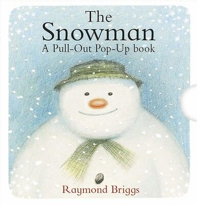 The Snowman Pull-Out Pop-Up Book (Hardcover), Briggs, Raymond, 9780141356372