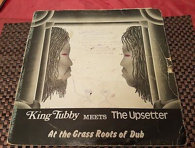 King Tubbys Meets The Upsetter At The Grass Roots Of Dub LP Listen !