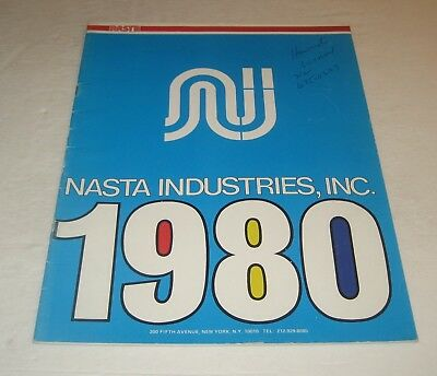 NASTA 1980 Toy Fair Catalog Hulk Spiderman Batman Wonder Woman Flintstones