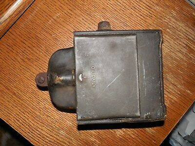 Old Original Hot Wico Ek Magneto W Dust Cover Hit Miss Engine
