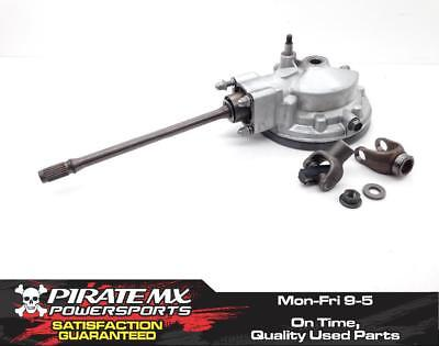 Vmax 1200 Rear Axle Final Drive Differential from 2002 Yamaha VMX #17