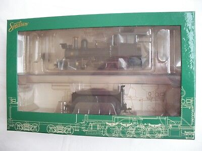Spectrum 28324 DCC 4-4-0 American,Undecorated,Steam Locomotive Eng,HO On30 Scale