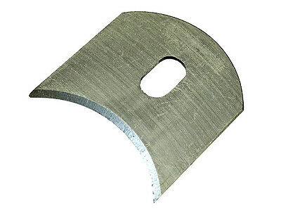 FAITHFULL 52mm REPLACEMENT SPARE SPOKESHAVE CONCAVE BLADE FOR SPOKESHAVES