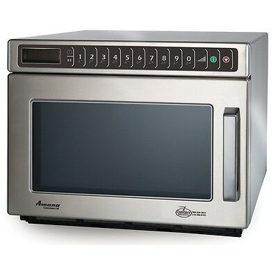 Microwave Oven, Amana Commercial C-Max, 1800 Watts, Model HDC182