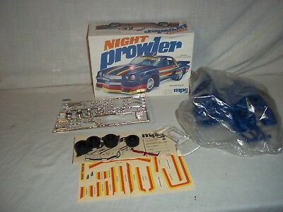 mpc NIGHT PROWLER camaro street machine kit