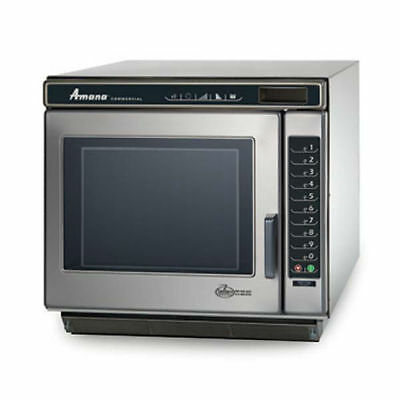 Microwave Oven, Amana Commercial, 2200 Watts, Model RC22S2