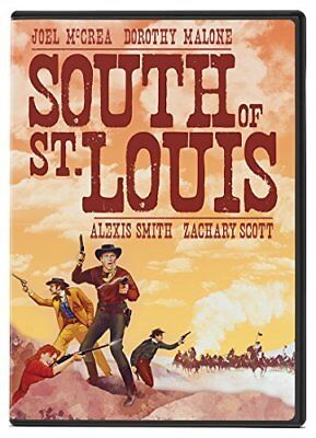 South Of St Louis New Dvd