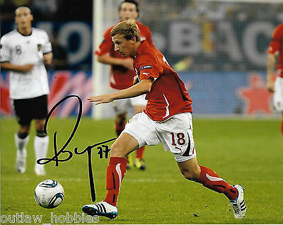Austria Daniel Royer Autographed Signed 8x10 Photo COA
