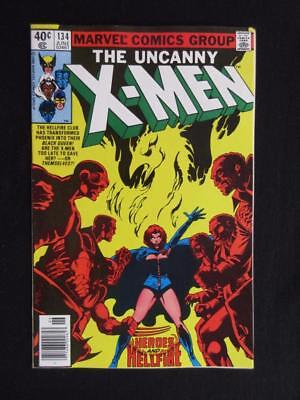 X-Men #134 MARVEL 1980 - NEAR MINT 9.2 NM - Phoenix becomes Dark Phoenix!!!!
