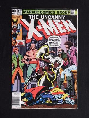 X-Men #132 MARVEL 1980 - HIGH GRADE - Wolverine, Storm, Colossus, Colossus!