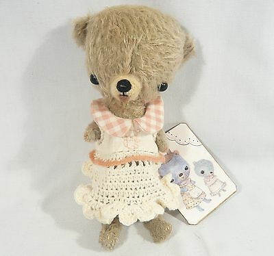 "OOAK Barricklow Bear by Karen Drayne 2009 "" LILLY "" One of a Kind 8 1/2""  Tall"