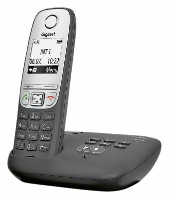 Gigaset A455A Cordless Telephone with Answer Machine - Single - From Argos