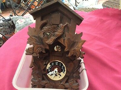 Antique Cuckoo clocks x 2