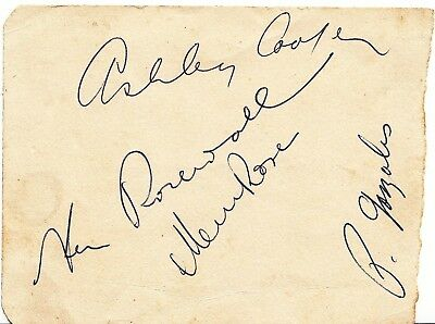 Australian Tennis Legends Rosewall Rare Signed First Day Issue Coa
