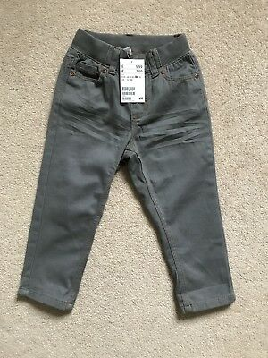 H&M Boys Jeans Trousers 12-18 Months