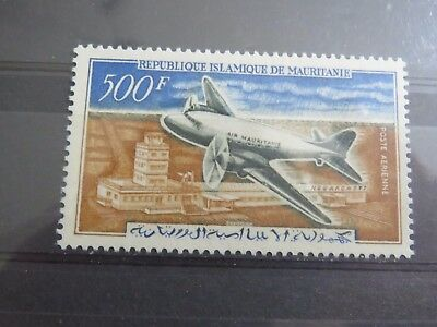 Mauritanie, Pa 23 Luxe** A 1 €, Cotation : 13,50 €