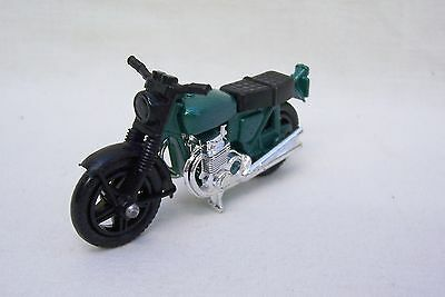 Vintage Matchbox No 18 Hondarora Honda Motorcycle - By Lesney