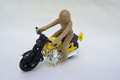 Vintage Matchbox No 18 Hondarora Honda Motorcycle & Rider - By Lesney