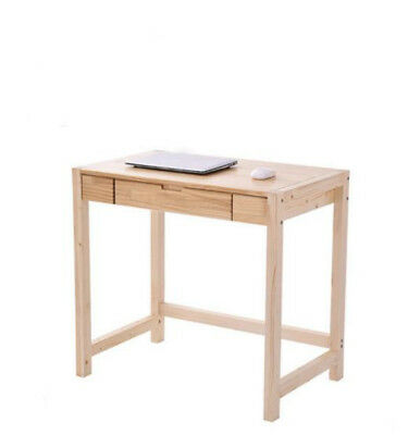 A15 Home Decoration Furniture Bedroom Pine Wood Computer Laptop Desk Table