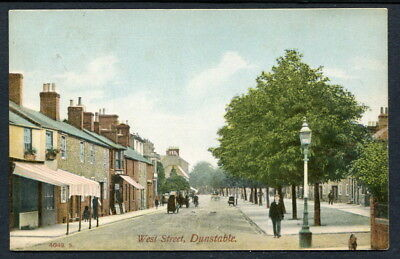 1906 Used Coloured Pc - West Street Dunstable
