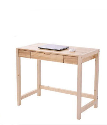 A17 Home Decoration Furniture Office Drawer Wood Computer Laptop Desk Table