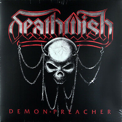 Deathwish - Demon Preacher (Limited Edition Red Vinyl LP) New & Sealed