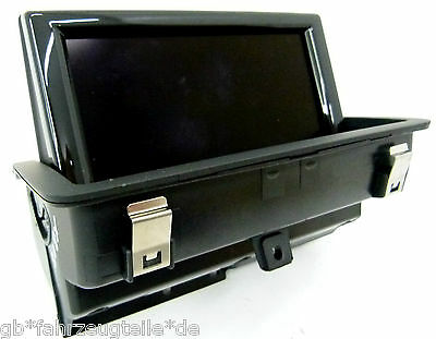 Audi S1 A1 8X MMI Display Bildschirm Navigation Navi Monitor 8X0857273B Int.S18X