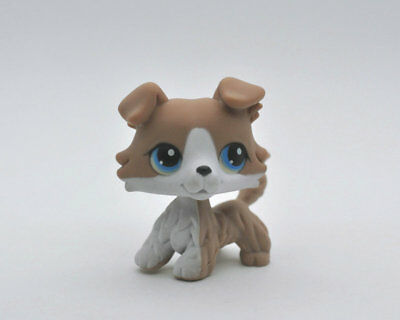 Littlest Pet Dog Collie animal child girl boy figure loose cute LPS928