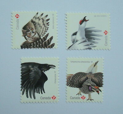 Birds of Canada ~ 2016 ~ MNH