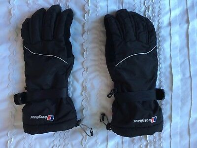 Berghaus Gore-tex mountain gloves
