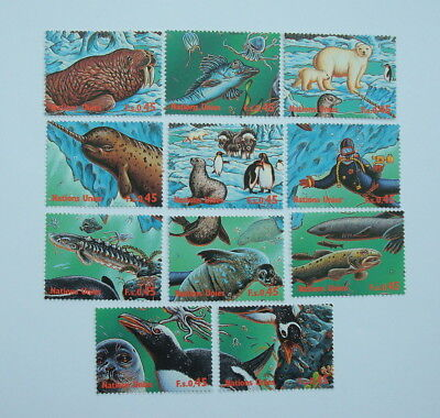 International Year of the Ocean, United Nations, 1998 ~ MNH