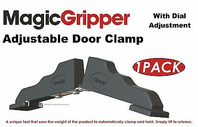 1 Pack Magic Gripper Door Clamp Brand New Version