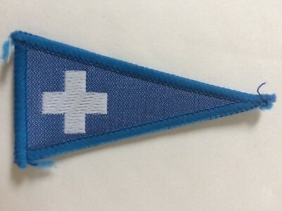 Pennant 5 Girl Guides Badge