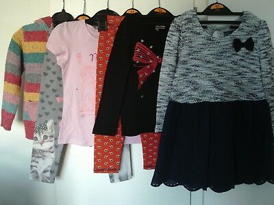 GIRLS CLOTHING BUNDLE 6 ITEMS INCL NEXT GAP  2-3 YEARS - post next day..........
